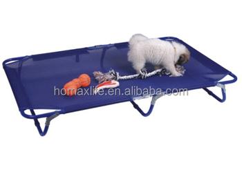 metal pet bed foldable dog bed frame - Dog Bed Frame