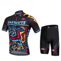 2016 men custom cycling clothes jersey and short set