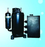 Auto air conditioner compressor for Defense industry of military vehicle