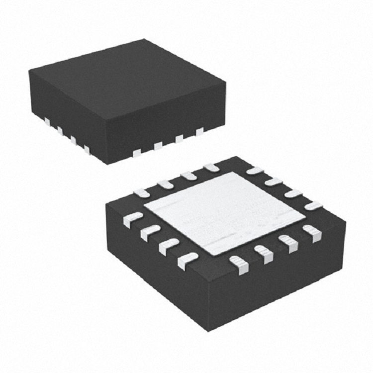 IC MUX ANA DUAL 8/4CH 16QFN Interface - Analog Switches, Multiplexers, Demultiplexers DG9408DN-T1-E4