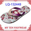 Fashion Girls' Painted Straps Designer Ladies Slippers