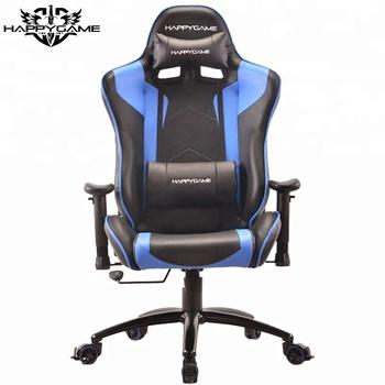 Sgs Neueste Design Blau Ergonomische Computer Büro Gamer Stuhl Os