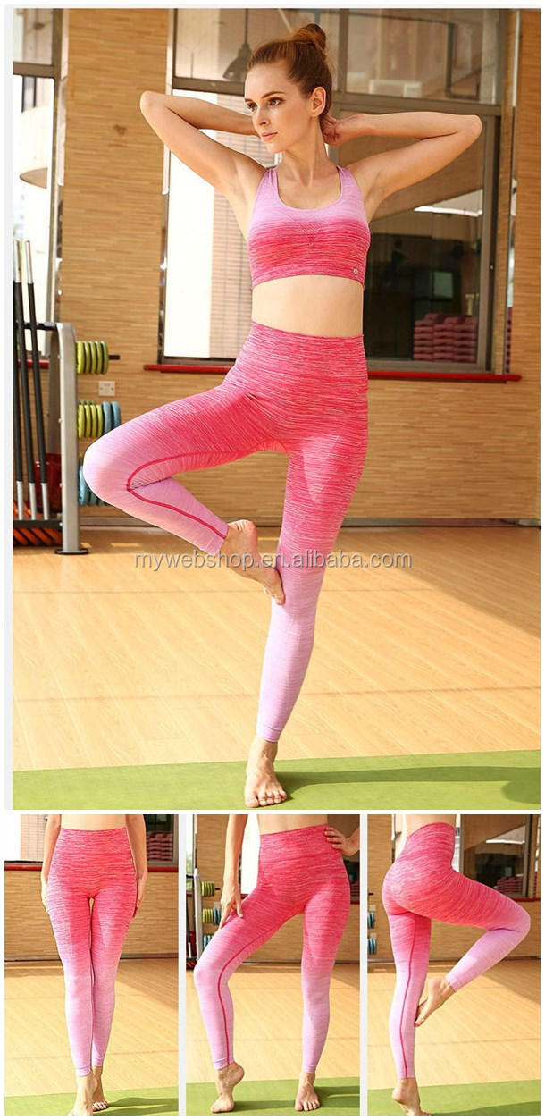 Best Selling High Waist Fitness Sport Slimmimg Legging Print Gym Yoga Legging