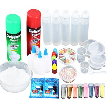 yh369 make your own slime diy slime kit for kids girls boys