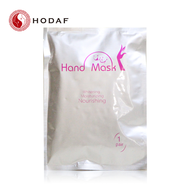 China COSMETISCHE COLLAGEEN ROYAL JELLY PAREL ESSENTIE WHITENING ANTI RIMPEL HUIDVERZORGING HAND VOET MASKER PACK