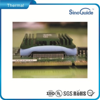 Laptop/CPU/GPU Heat Conductive Silicon Adhesive Thermal Soft Pad