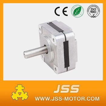 Nema 14 motor small servo stepper motor for 3d printer 12v for Servo motor 12v dc