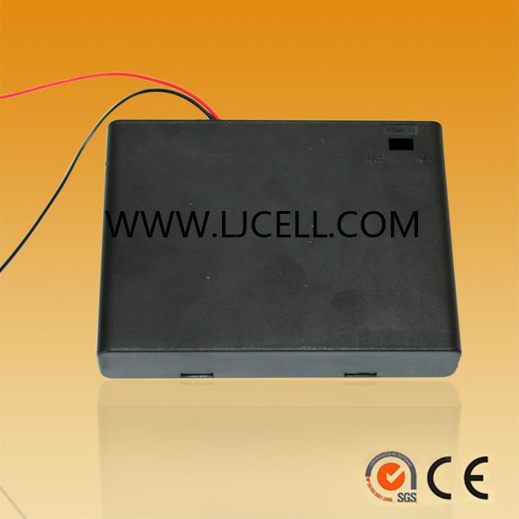 mafacturer supply 6AA size battery holder battery holder 6aa, battery holder 6aa suppliers and manufacturers
