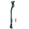 2019 Manufacturer wholesale Best Seller Bicycle Rear Alloy Kickstand