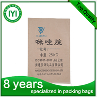 pp woven cement laminated kraft paper bag manufacturers
