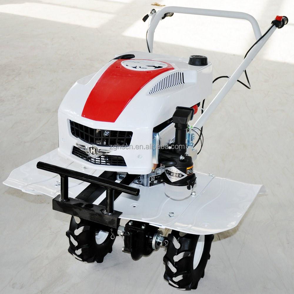 5 Rotary Tiller : Chine hp essence rotary tiller motoculteurs id de