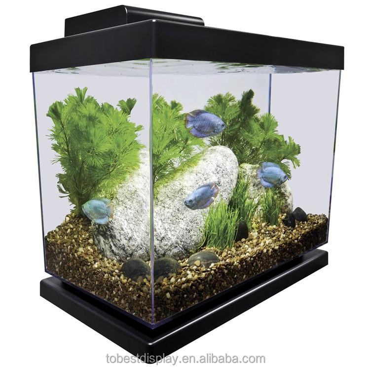 Marineland Classic Aquarium Kit,Fish Tank,Acrylic Aquarium Tank ...