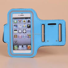 Mobile phone sport armband case for samsung galaxy s5 armband