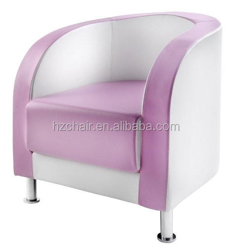 2015 Attractive romantic pink hotel reception chair/wedding chair