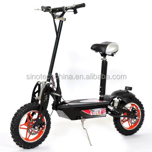 "Nuovo 2015 1500w 48v brushless 2 ruote scooter elettrico con 12"" ruota, es-08"