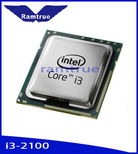 desktop computer intel i3 processor i3-2100 200pcs in stock
