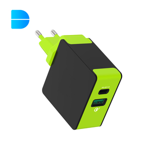 Type C PD charger,QC3.0 smart quick charger for Samsung Galaxy S8,S9