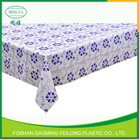 Custom Wholesale Restaurant Banquet Vinyl Tablecloth