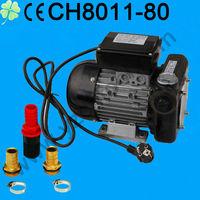 2014 new motor driven big flow diesel oil pump for diesel oil transfer