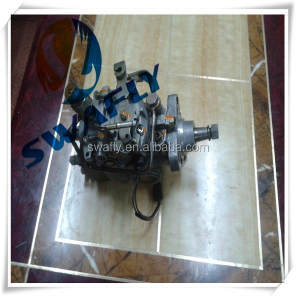 Excavator Spare Parts Diesel Injection Pump For 6D14