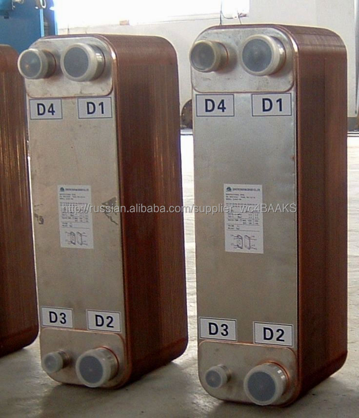 copper brazed plate heat exchanger,swep plate heat exchanger b25