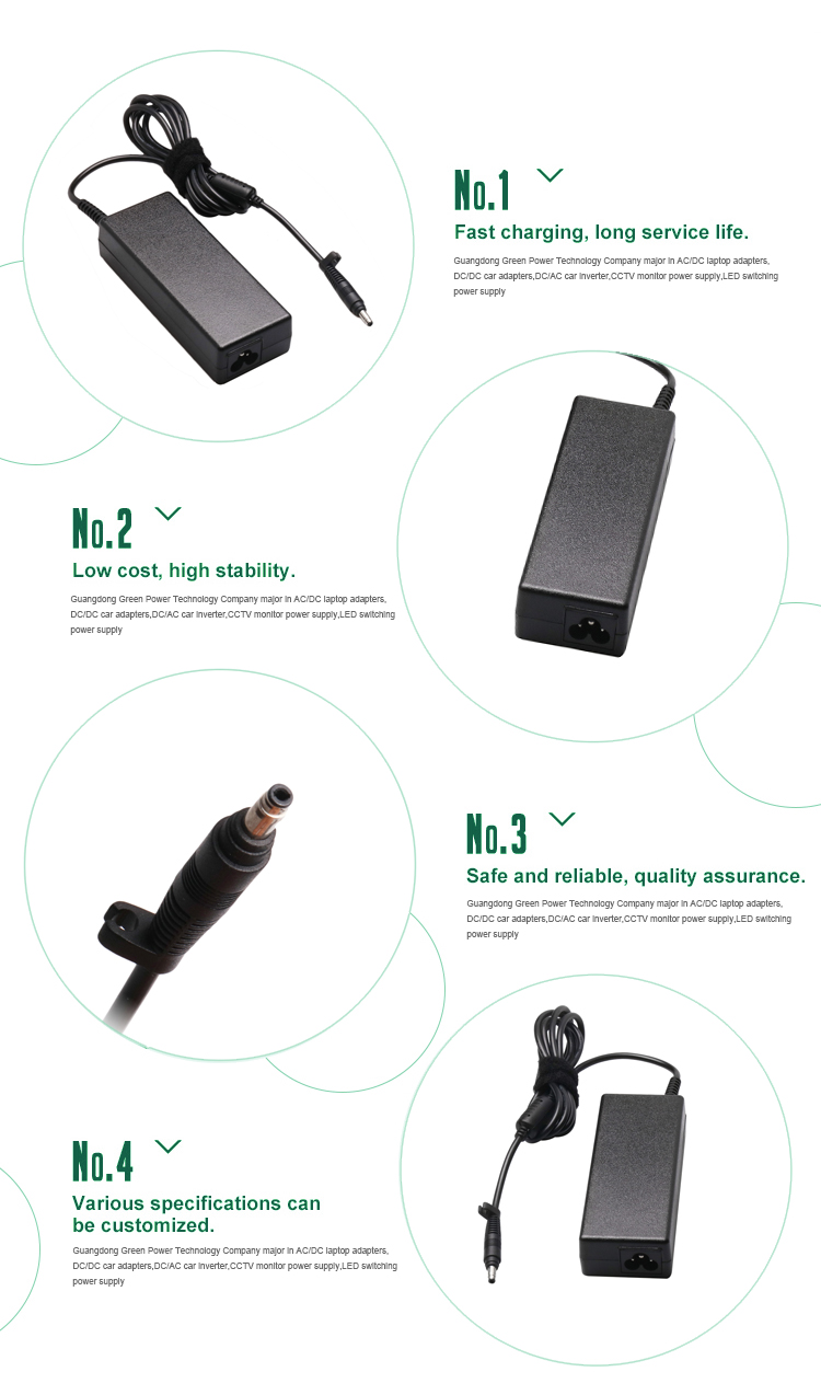 19v 4.74a 90w Ac/dc Laptop Charger Power Adapter - Buy Ac/dc Laptop ...