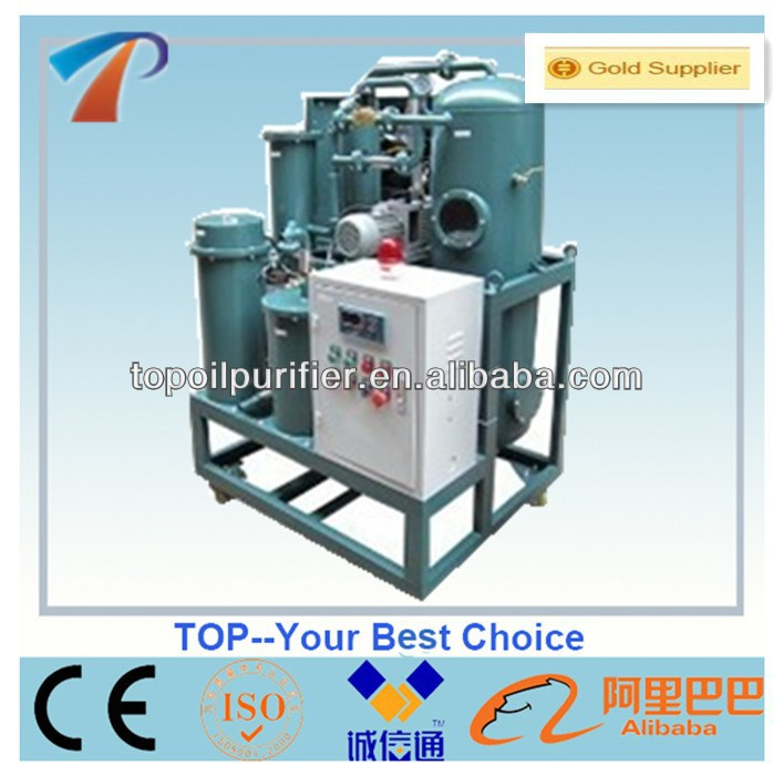 Heat treatment oil filtration system reduce the procurement and disposal costs,competitive price,energy saving
