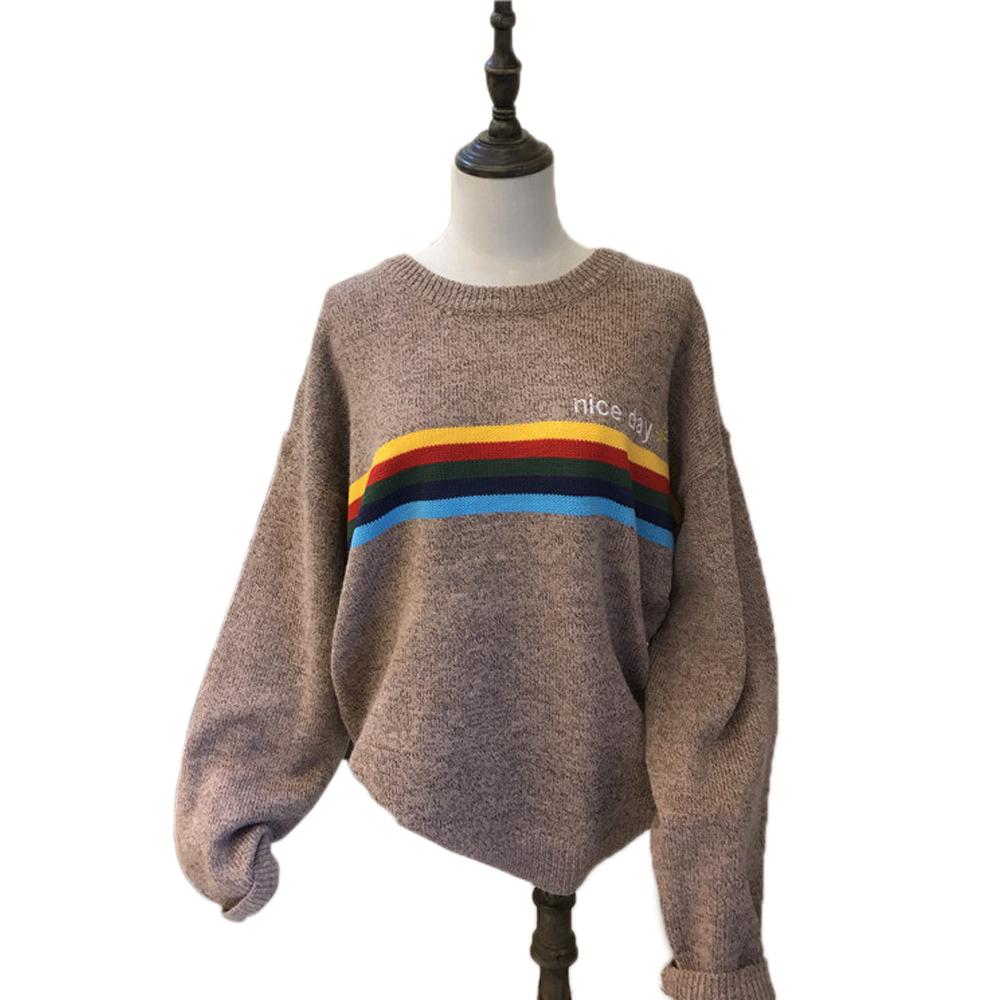 OEM rundhals strickwaren custom jacquard stickerei stricken acryl koreanische pullover männer pullover guangzhou