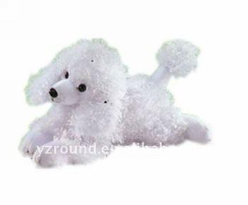 Plush Cute Small White Poodle Buy Poodle Plush Toys Pink Poodle