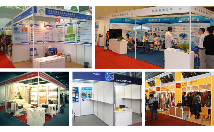 Exhibition Booth Partition : High performance standard exhibition partition booth buy