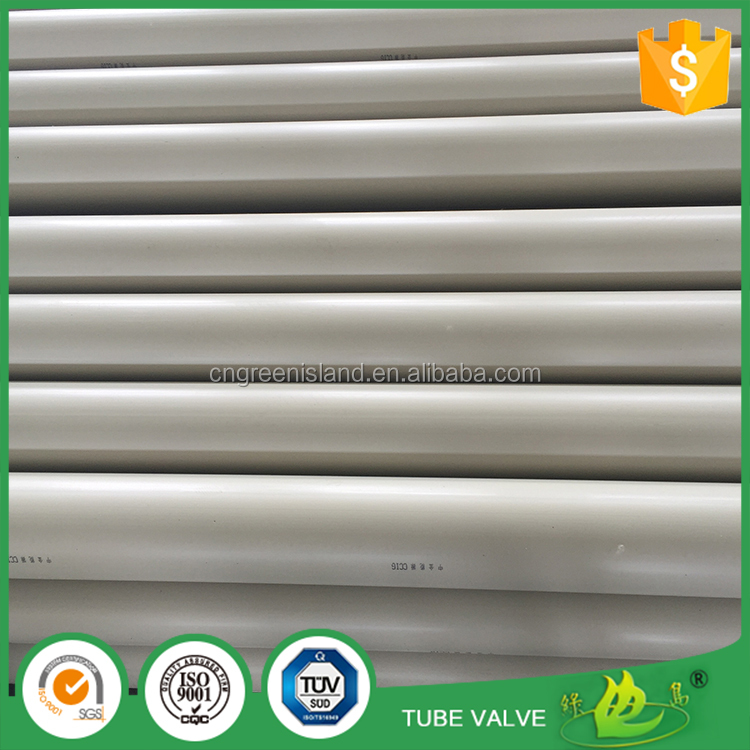 China supplier manufacture color customized under floor heating plastic pipe