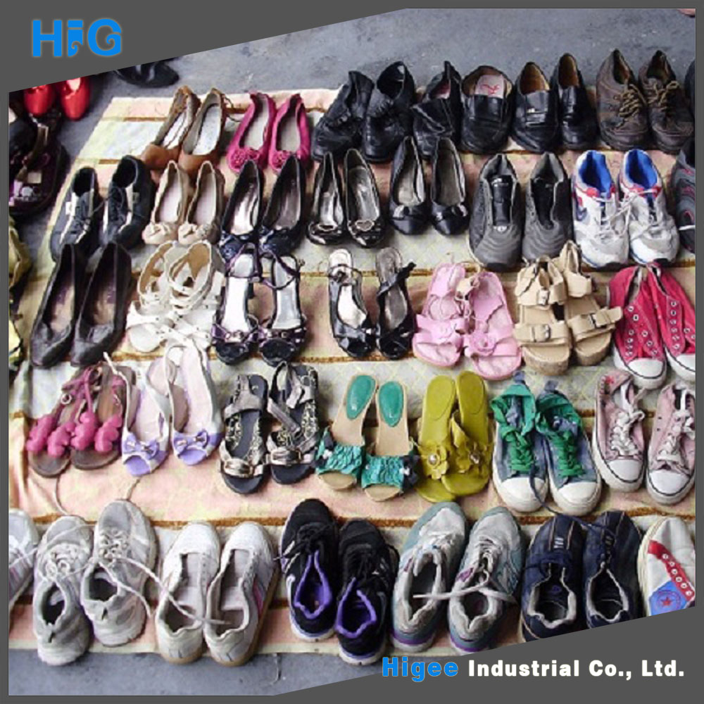 China Used Shoes Export, China Used