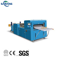 A4 Paper Cross Cutting Machine for Industrial Processing