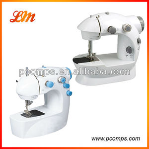 Sewing Machine Mini Device for Easy Replacement of Bottom Bobbin