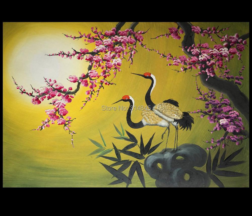 relationship of asian artwork