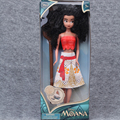 Hot Sale 1pcs set Princess Moana Series Childern Action Figures Toy Boy Girl Gift Plastic Models