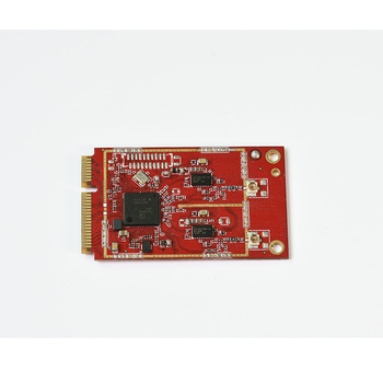 qca9886 high power 802.11ac PCIE low cost mini wifi direct module with built-in antenna