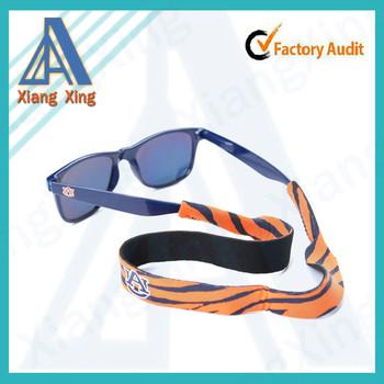 61bd917b37 2015 Novel design custom sunglass croakies   neoprene croakies strap for  business