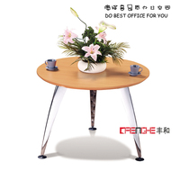 Round Design Office Meeting Table For Chatting MH-3212
