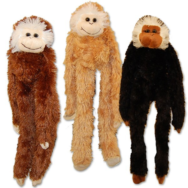 Long arms ape/monkey/orangutan/gorilla custom plush toys