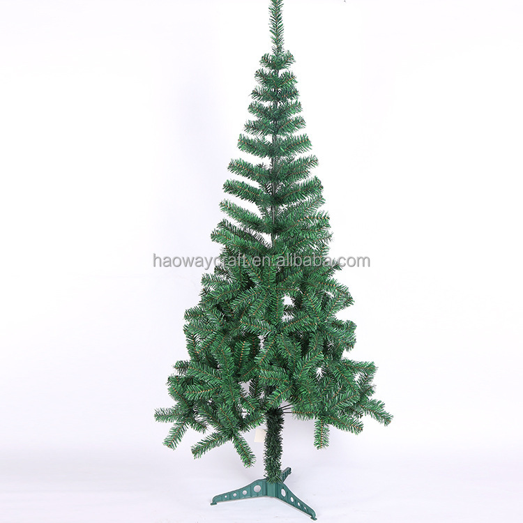 Handmade christmas tree wellhead plastic metal frame christmas tree