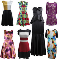 China high fashion clothing factory direct woman dress manufacturer/fancy dresses for women