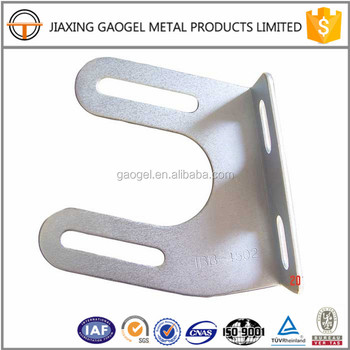 Factory Support Good Guality Garage Door L Shaped Metal Bracket