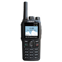 Kydera POC radio wifi 3g 4g two way radio LTE-880G mobile phone with walkie talkie Long distance 2 way radio