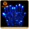 Multi-color Promotional Novelty Led colorful Gloves Finger Light up gloves / Glow Gloves suppliers