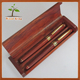 Creative Rosewood 2+1 Pen Sets Custom Logo Outsourcing Wooden Pen With Stylus