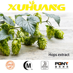 2015 hot selling Supply and buy beer hops plant extract hops flower powder