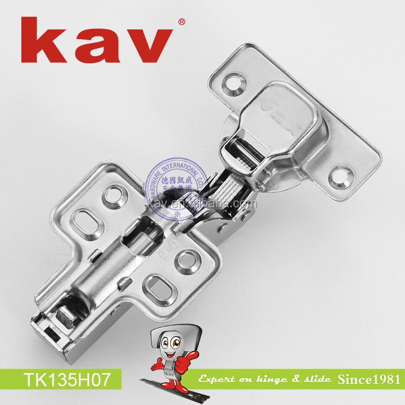 Armoire Hinges Hardware Factory Manufacturer Cabinets Soft Close One Way  Hidden Inset Door Hinges (TK135H07