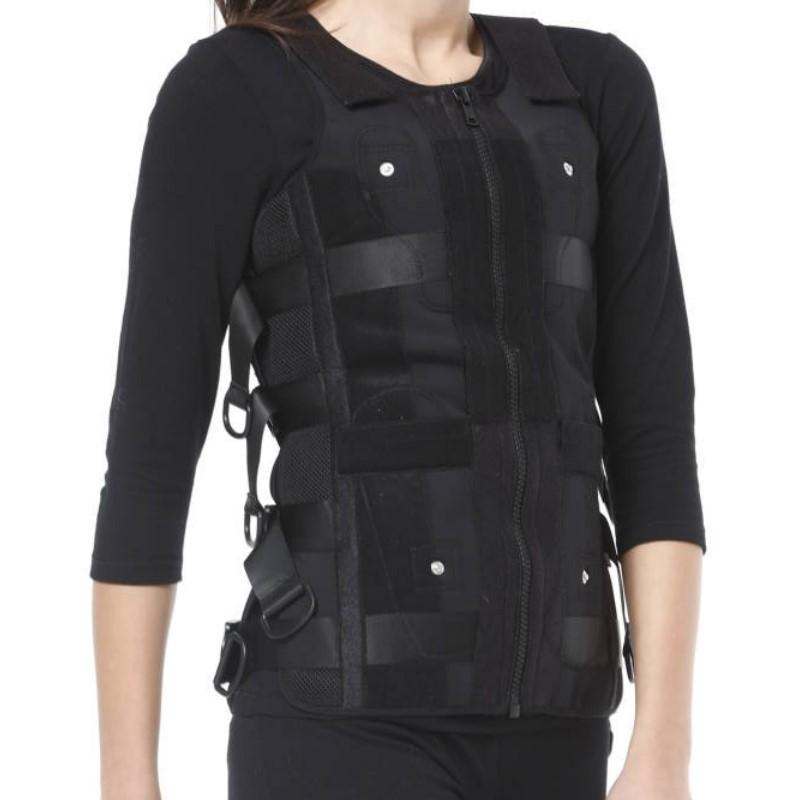 Manufacturer wholesale silver fiber Miha bodytec EMS training suit фото
