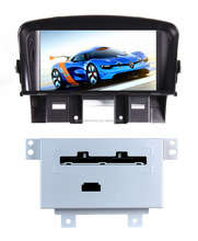 Split type car dvd player GPS for Chevrolet cruze 2012